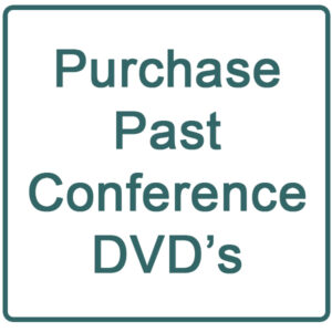 Conference DVD's